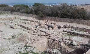 αρχαιολογικος χωρος κουριου,θεατρο, οικια ευστολου (4)