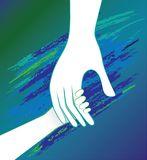 χέρι-του-παι-ιού-στην-ενθάρρυνση-πατέρων-27073815