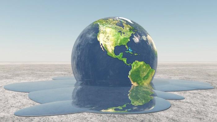 Κλιματική αλλαγή, η μεγάλη απειλή  Σταυρούλα Χαμπίδου, Εύα Φιλίντατζη, Κώστας Χαμπίδης