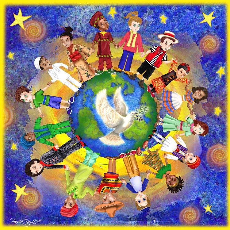 Ονειρεύομαι έναν κόσμο, Γκέκα Ελένη