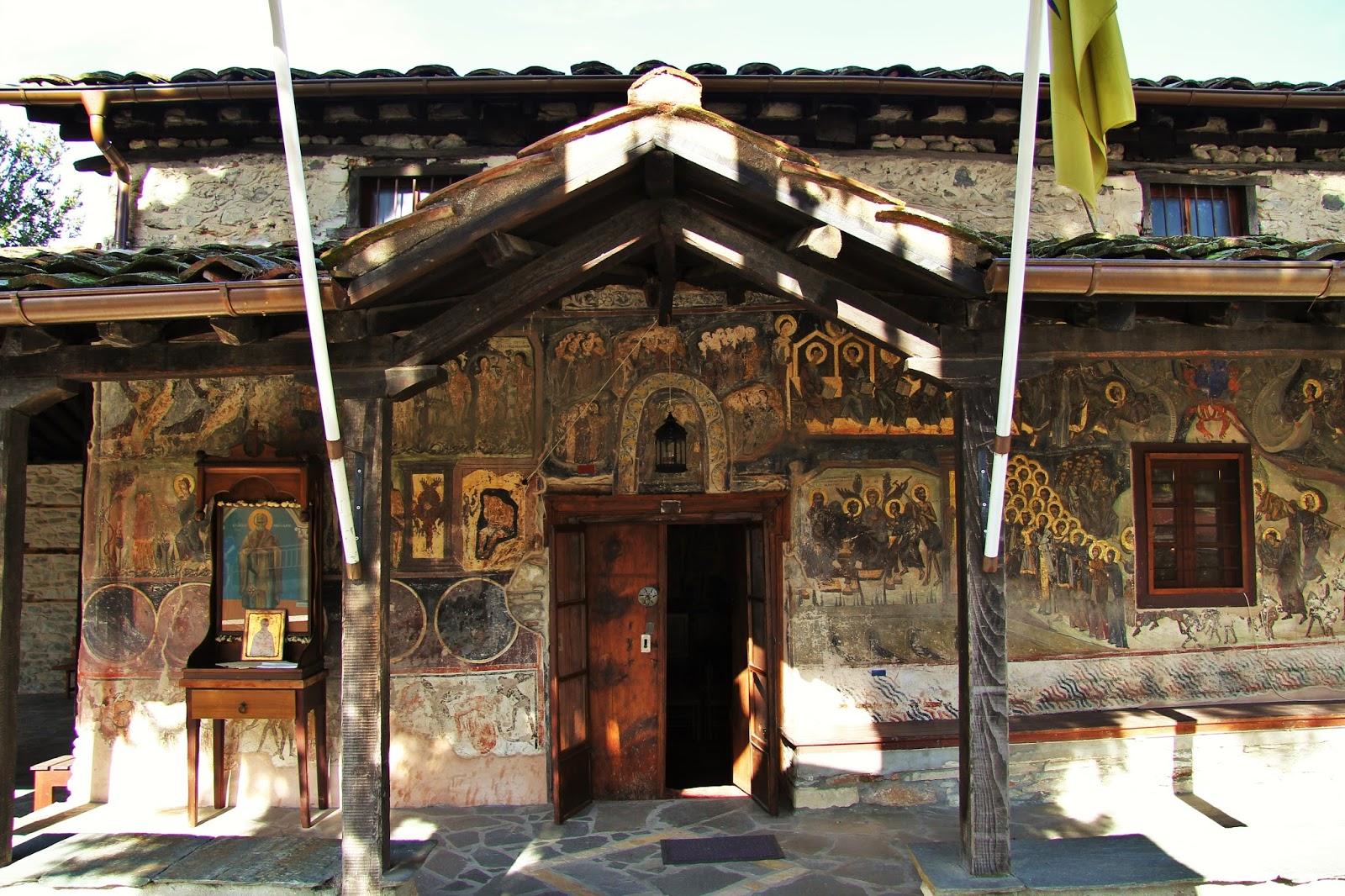Ταξίδι στην πατρίδα των Μουσών , το Βελβεντό Κοζάνης