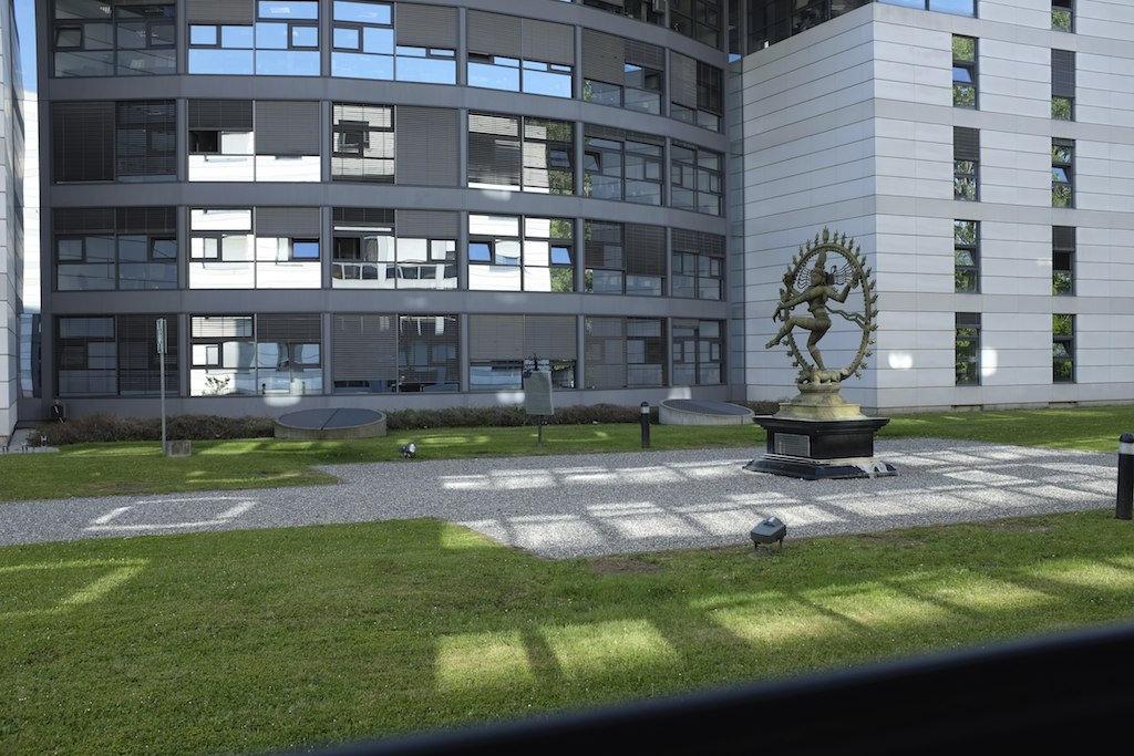 CERN κτήριο