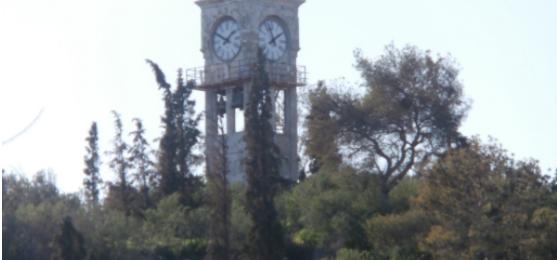 elefsina clock