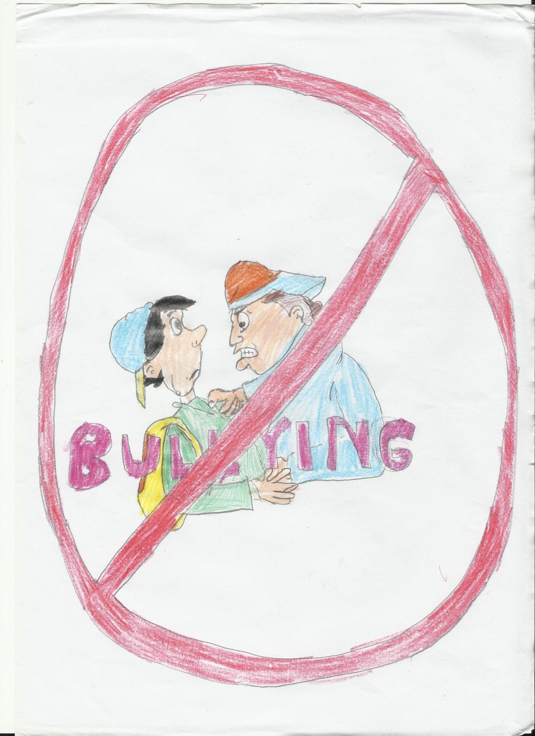 stop bulling 001