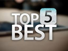 Top 5 best websites!!!