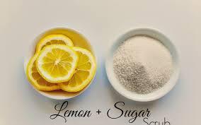 λεμονι και ζαχαρη