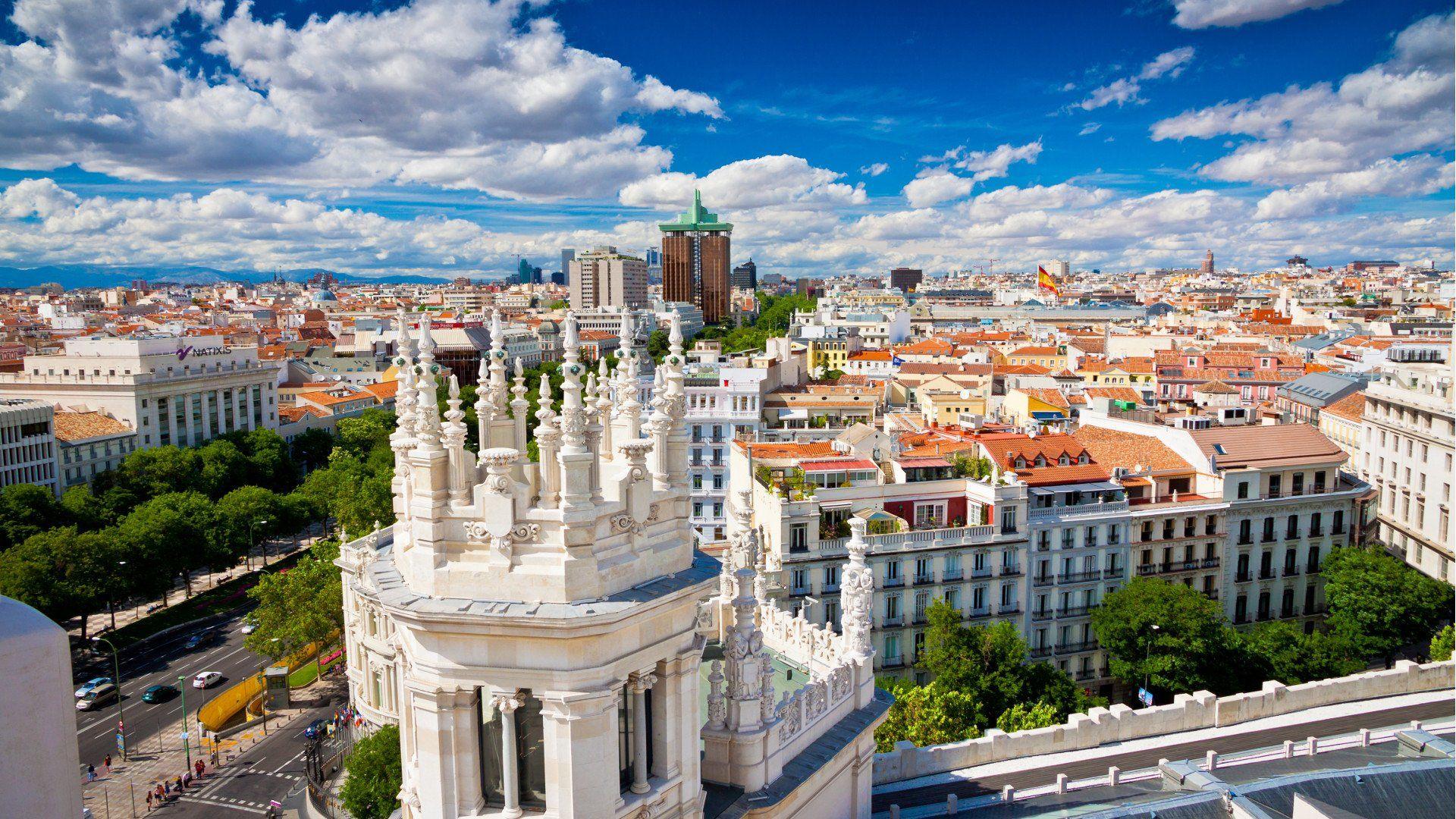 2. Ισπανία - Μαδρίτη