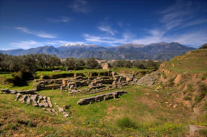 Το θέατρο της αρχαίας Σπάρτης