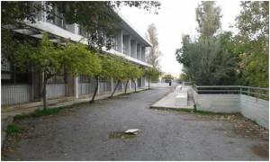Η αυλή του σχολείου μας Φωτο Μανόλης Γιαλιτάκης β1