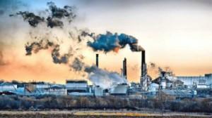 Μόλυνση του περιβάλλοντος από εργοστάσι