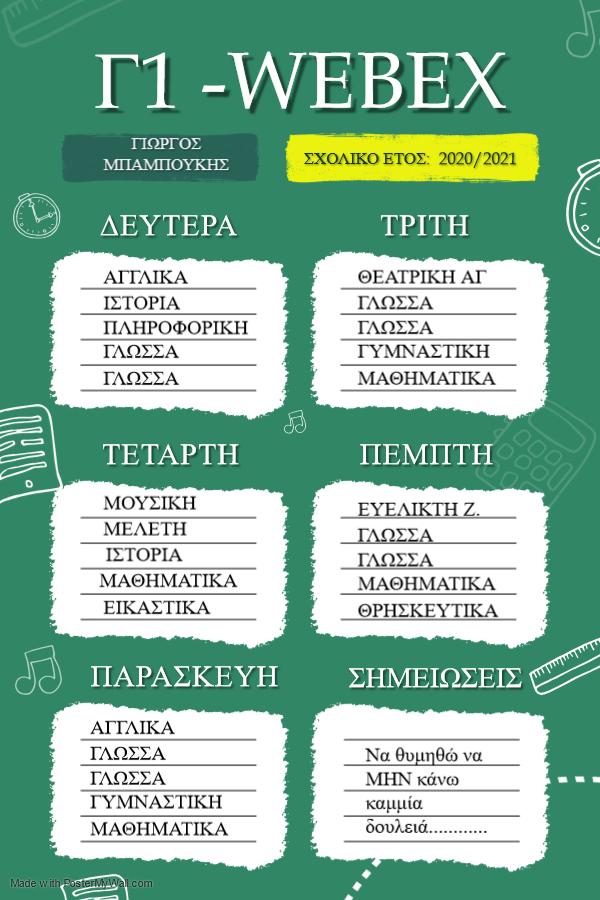 Ψηφιακή συνταγή-Τάξη Γ-Μπαμπούκης Γιώργος