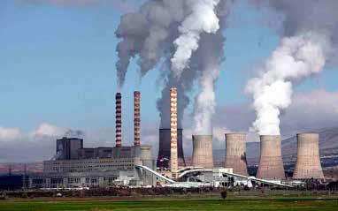 Τα εργοστάσια της ΔΕΗ 1