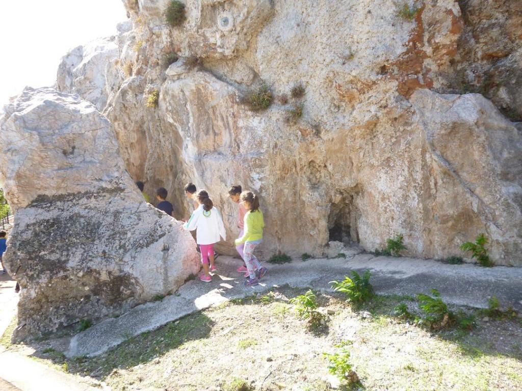 σπηλιές a