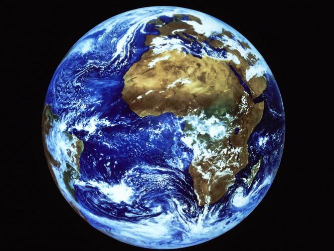 Ραδιομετρική χρονολόγηση της ηλικίας της γης
