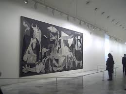 guernica in the museum