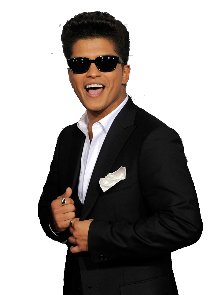 bruno_mars_png_by_jessicapartyrock-d5hovtm