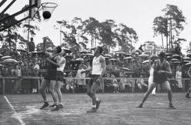 μπασκετ βερολινο 1936
