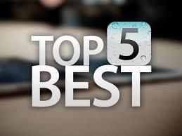 Top 5 best websites!!!