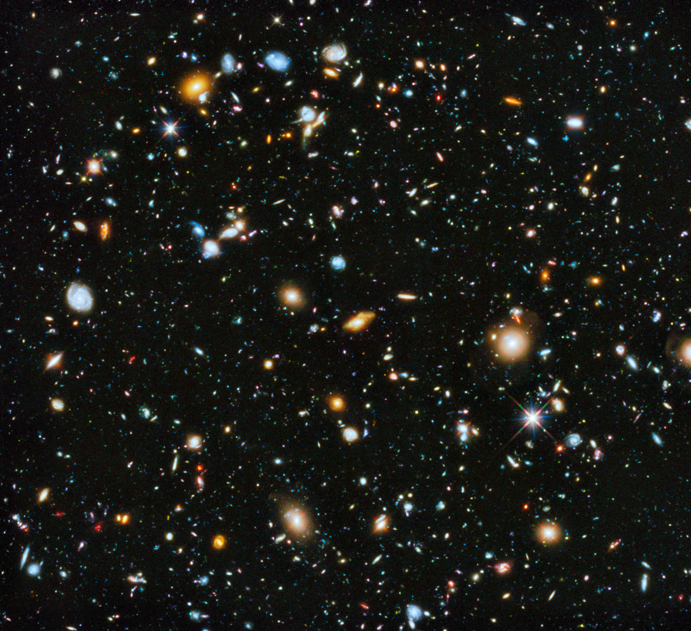 Part Of The Observable Universe