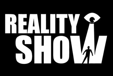 reality shows.