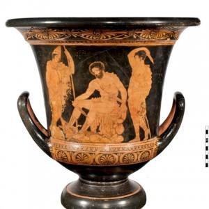 Ο Τειρασίας εμφανίζεται στον Οδυσσέα