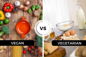 Vegan-vs-Vegetarian