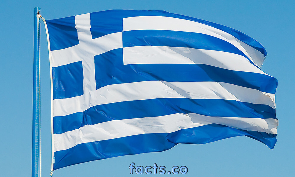 GreeceFlagPicture2