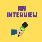 An interview