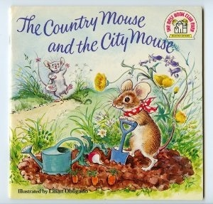 Are you a City Mouse or a Country Mouse?