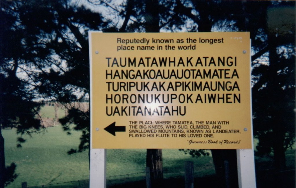 NZs-longest-place-name