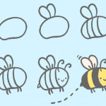 how-to-draw-a-bee