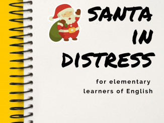 santa in distress