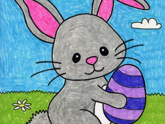 How-to-draw-the-Easter-Bunny-2