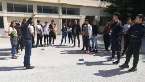 Eratosthenis' experiment