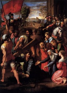 raffaello-sanzio-christ-falls-on-the-way-to-calvary