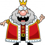 _Ha-ha-ha!_ The king was so happy! _Iv'e never seen anything so funny,_ he said_